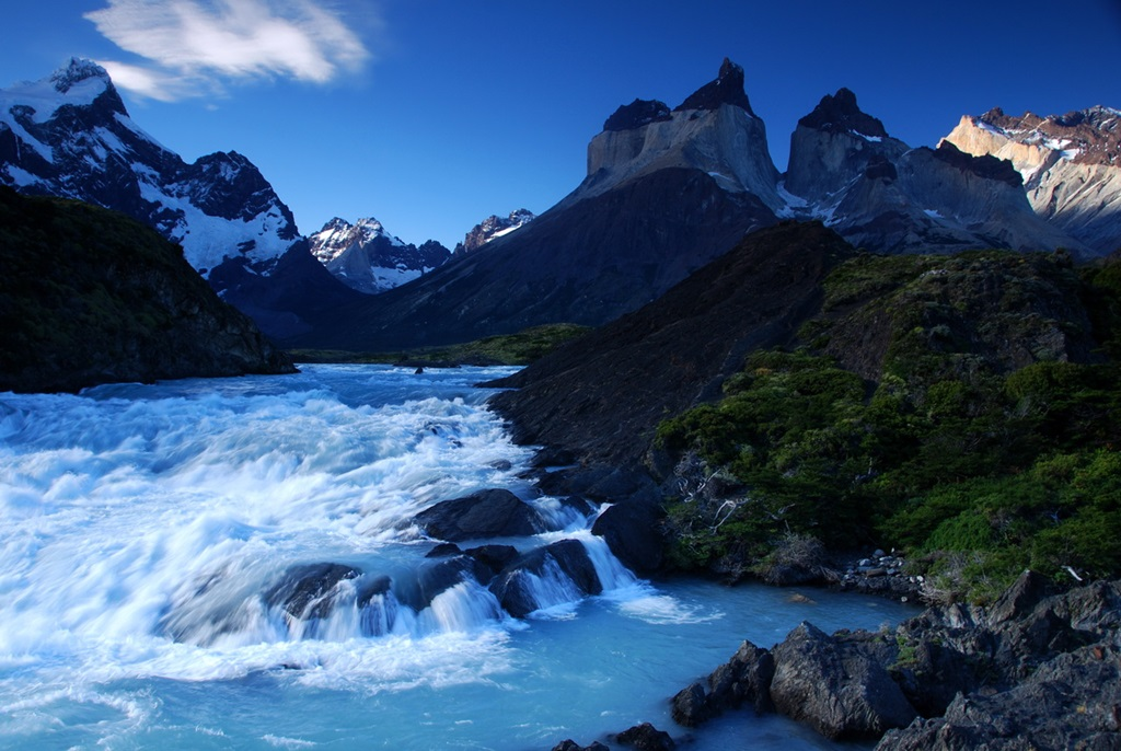 Torres del Paine Chile  Images n Detail