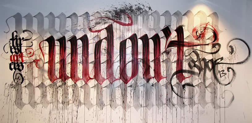 Calligraphy Style Logo Arts
