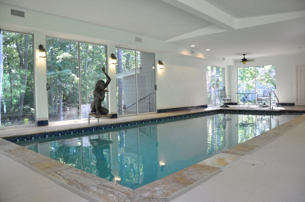 Residential Indoor Swimming Pools Type