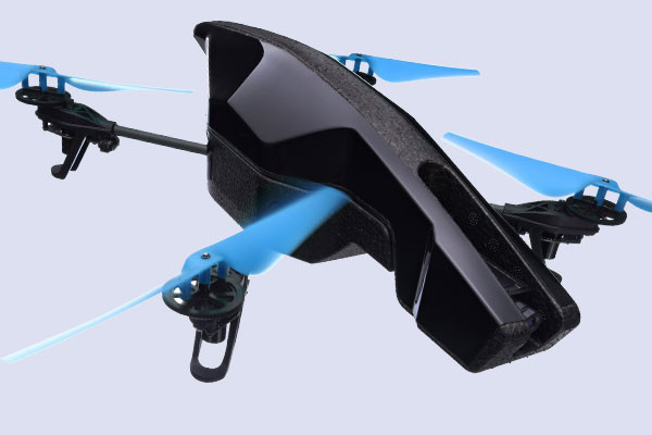 Parrot AR Drone 2.0 Power Edition - Full Review - XciteFun.net
