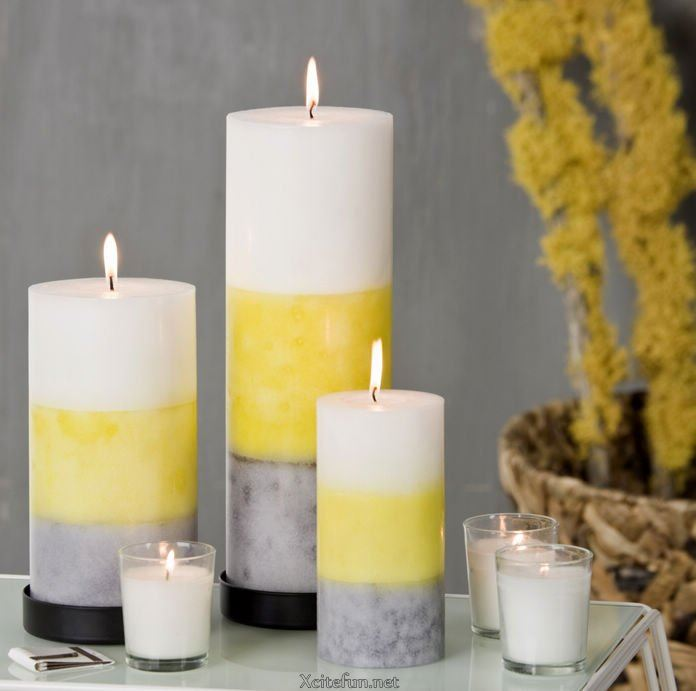 Creative and decorative candles for Decoration candles
