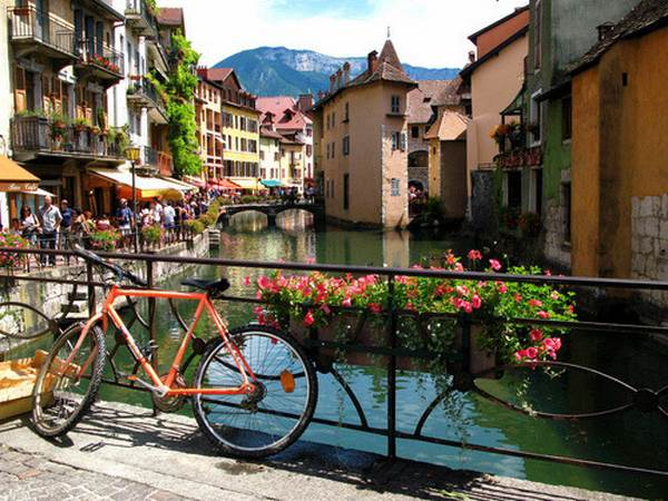 Annecy France  city photo : Beauty of Annecy France Pictorial Tour : Travel Tourism