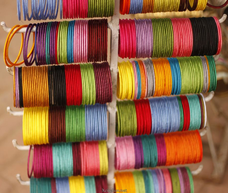 Special Colorful Eid Bangles For Girls