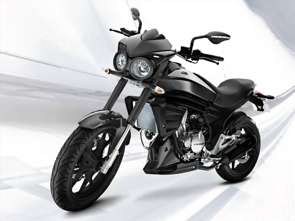 Mahindra Mojo 300 Sports  New Look