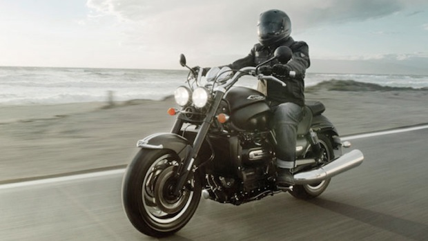 Triumph Rocket III Roadster  Fresh Look