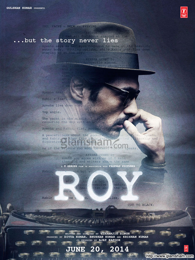 Roy Movie Poster and Trailer Upcoming Movie Posters 2014