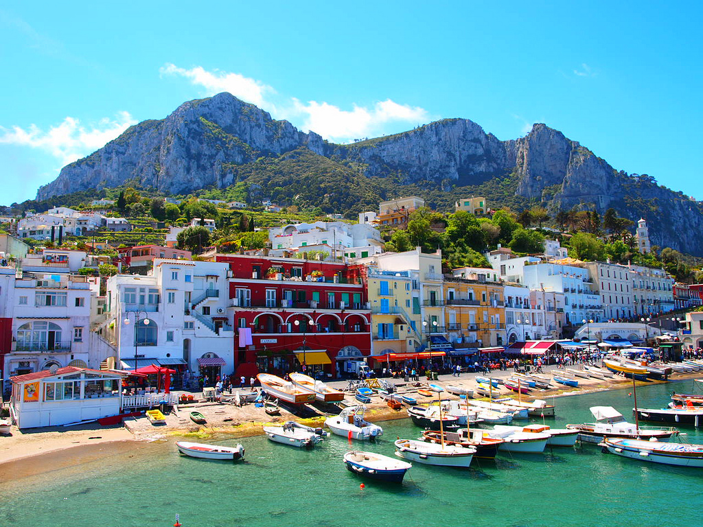 Capri campania region italy images n detail for Isle of capri tours