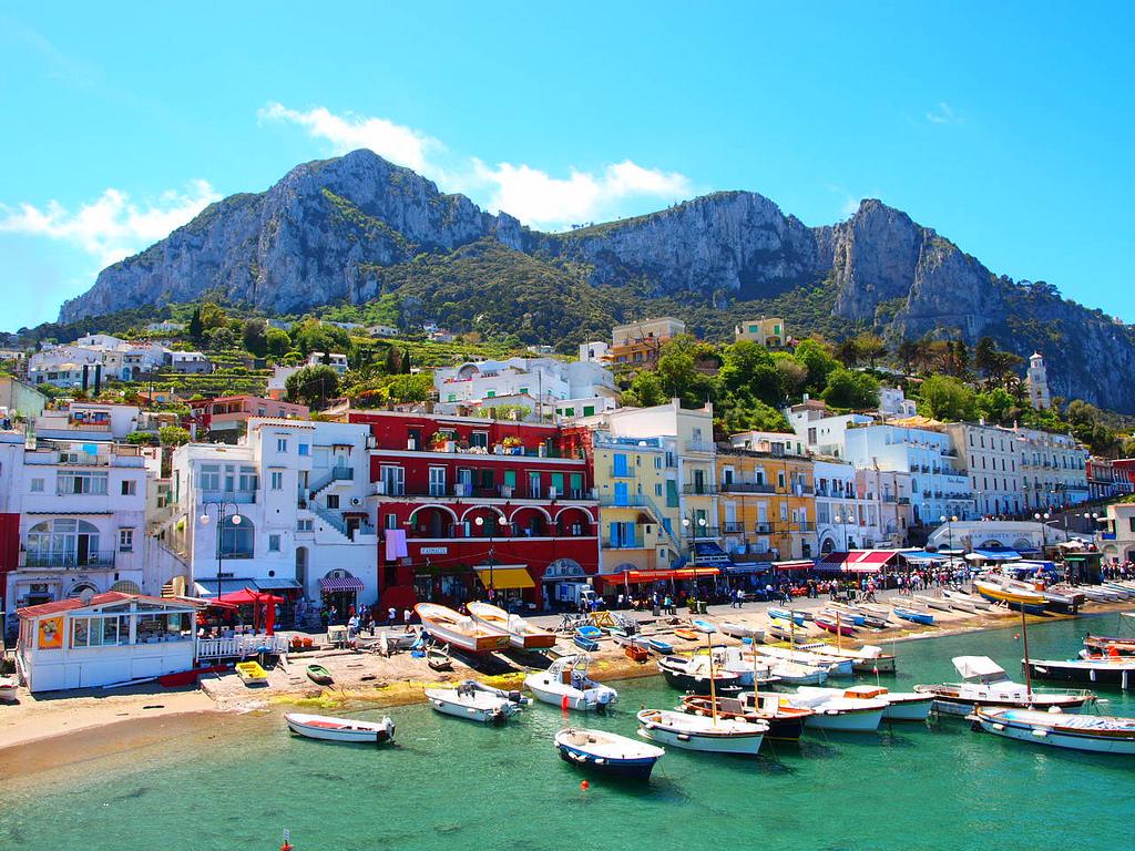 Capri campania region italy images n detail for Isle of capri tours