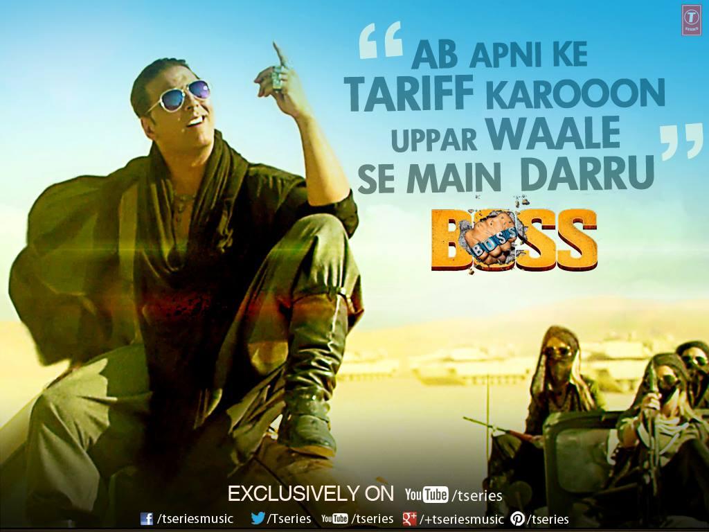 Akshay Kumar Boss Movie Songs Download Free Malcolm Mcdowell James Earl Jones