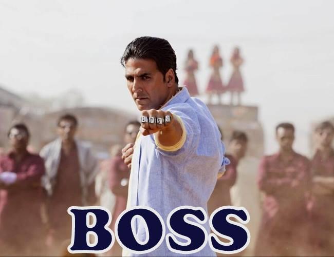 Akshay Kumar Boss Movie Wallpapers
