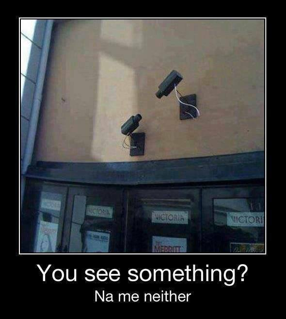Amazing Fixing OF Security Cameras