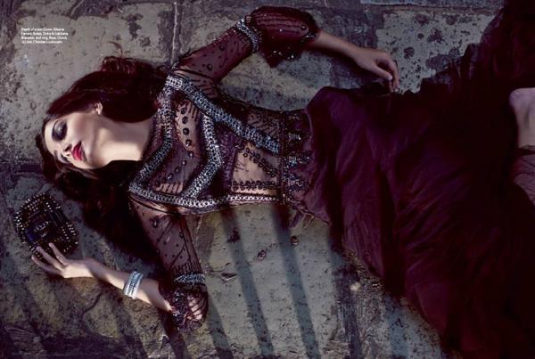 Sonam Kapoor Harpers Bazaar Cover