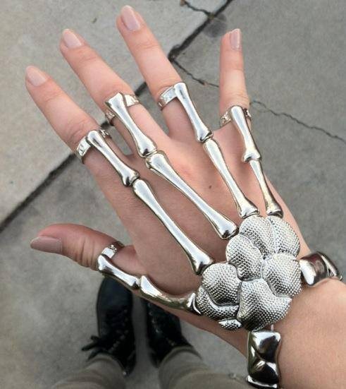 Heavy Handy Jewelry
