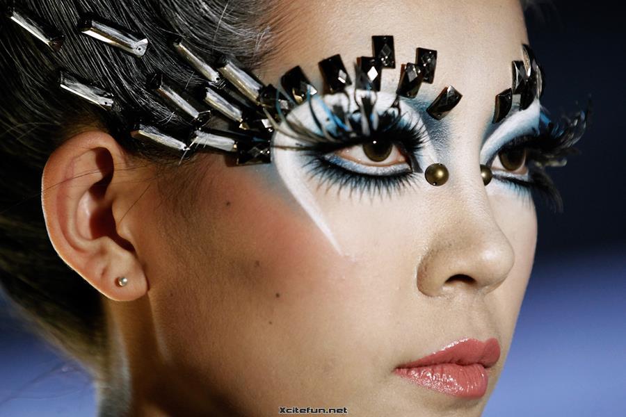 Party makeup ideas 2013