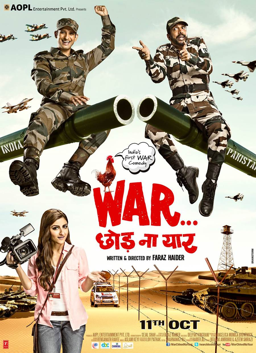war chhod na yaar indopak war movie xcitefunnet