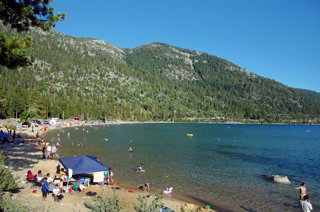 Lake Tahoe Nevada State Park Images N Detail
