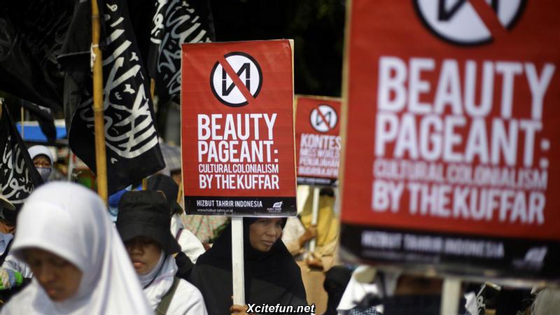 Indonesia to host Miss World final despite Muslim anger