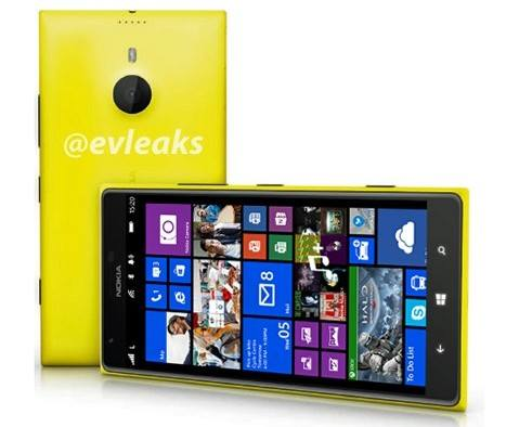 Nokia Lumia 1520 Big Screen Smartphone