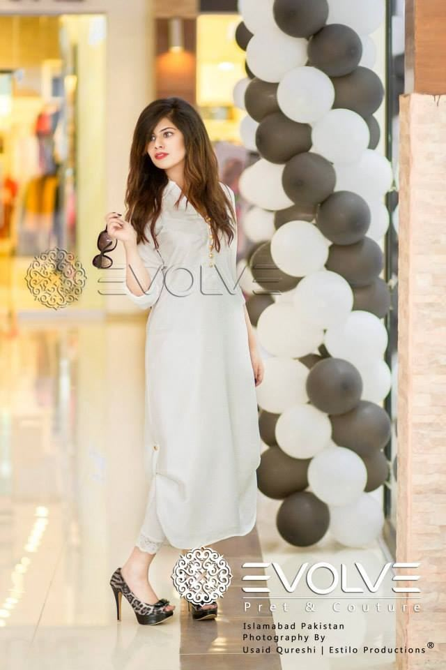 Eid Wear Formal Dress Collection By Evolve