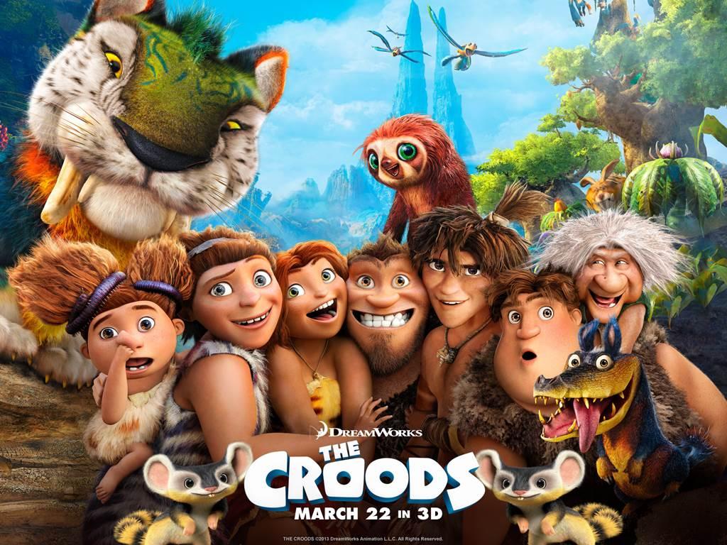 The Croods Movie Wallpapers - XciteFun.net