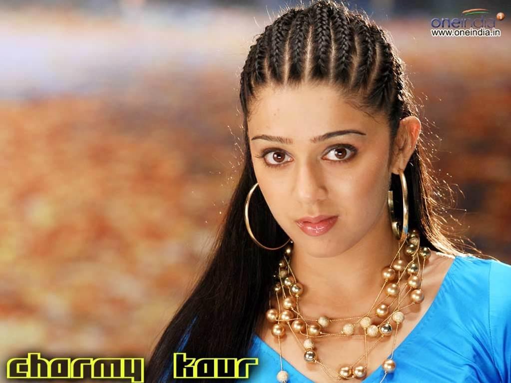 Charmy Kaur: Charmy Kaur Cute Wallpapers