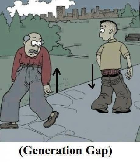 generation gap 8 essay Short essay on what is generation gap, its causes and effects (consequences) download free pdf it is fashionable to talk about yawning.