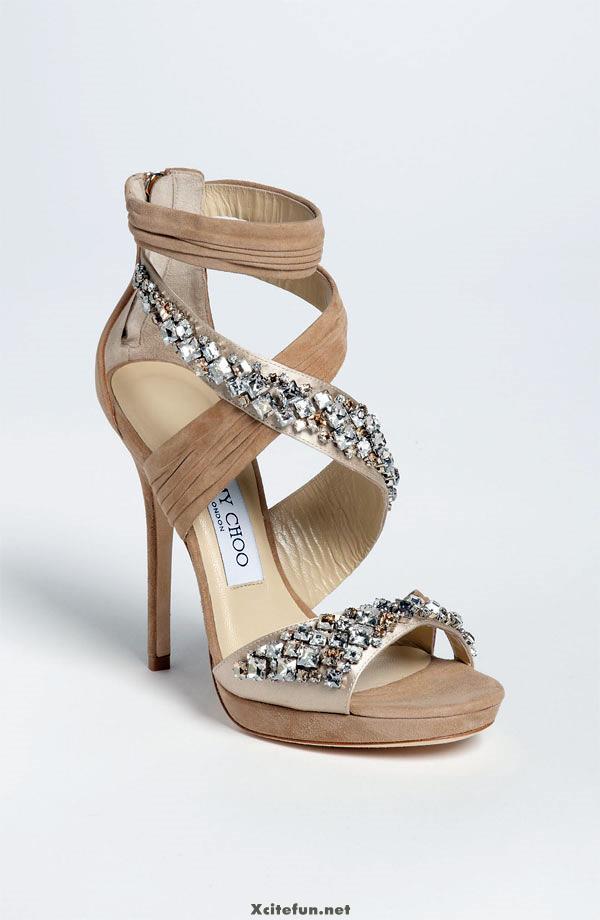 cb405770f2e96 Party Wear Stylish High Heel Sandals - XciteFun.net