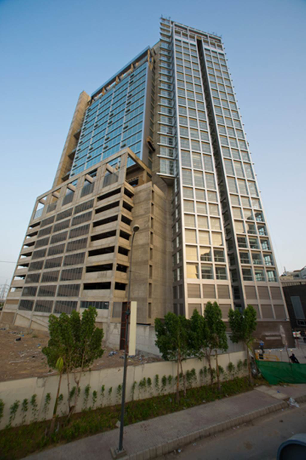 Centre Point Tower Karachi Pakistan Images N Detail