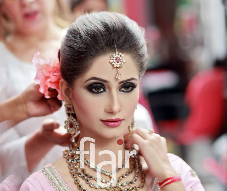 Awesome Bridal Makeup by Flair - XciteFun.net