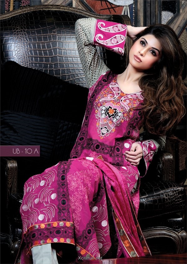 Boutique Style Stitched Suits For Girls