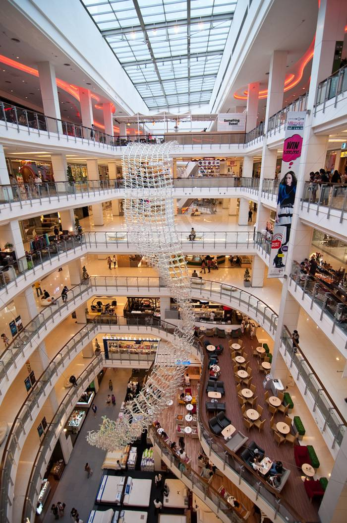 Biggest shopping malls around the world for Best boutiques in the world