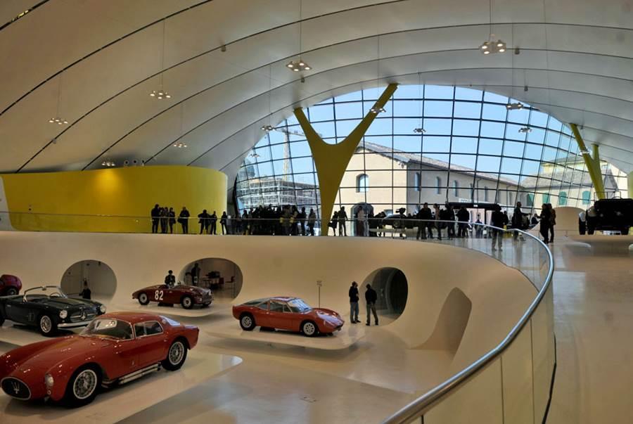 Enzo Ferrari Museum Italy Pictorial Tour Xcitefun Net