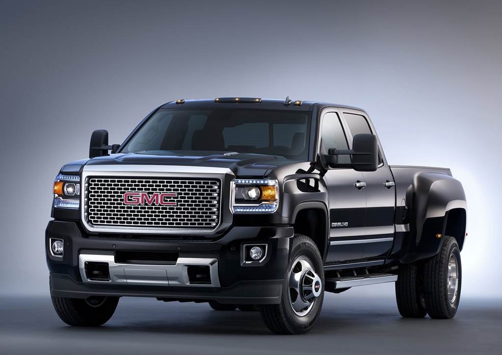 GMC Sierra HD 2015 - Car Wallpapers - XciteFun.net