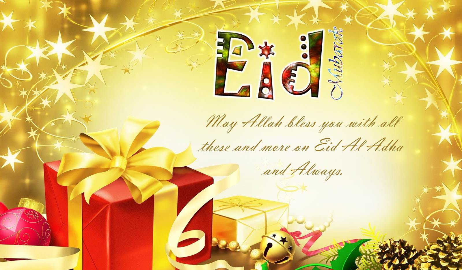 Eid Al Adha Mubarak Wallpapers  Eid Greeting Cards