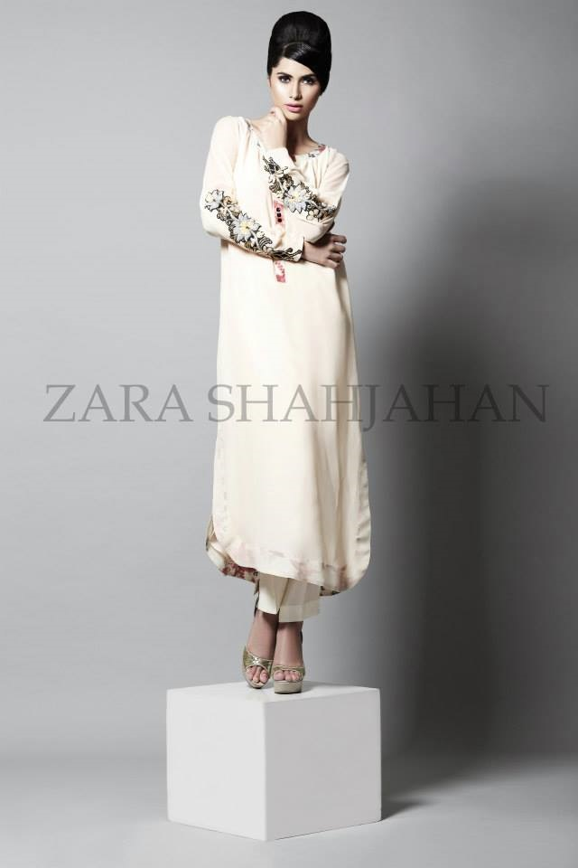 Zara Shahjahan  Eid Collection