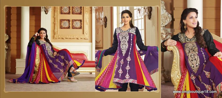 Sparkling Suits By OMG Boutique ft Sonali Bendre