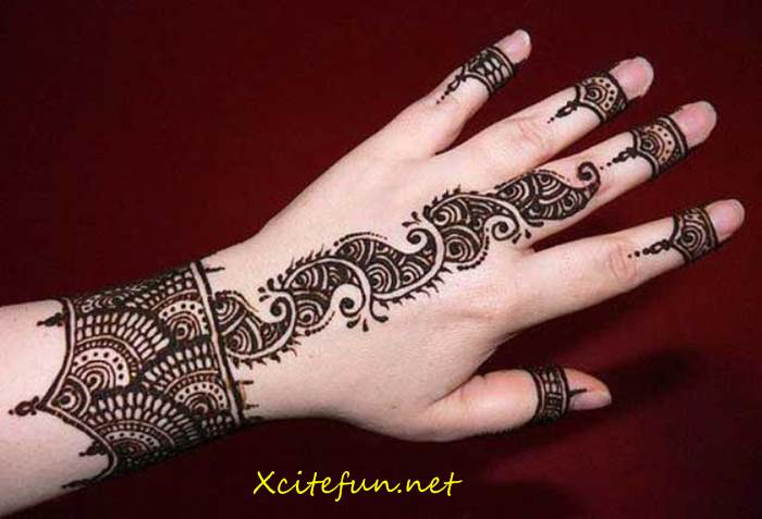 eid mehndi designs images   latest collection   xcitefun