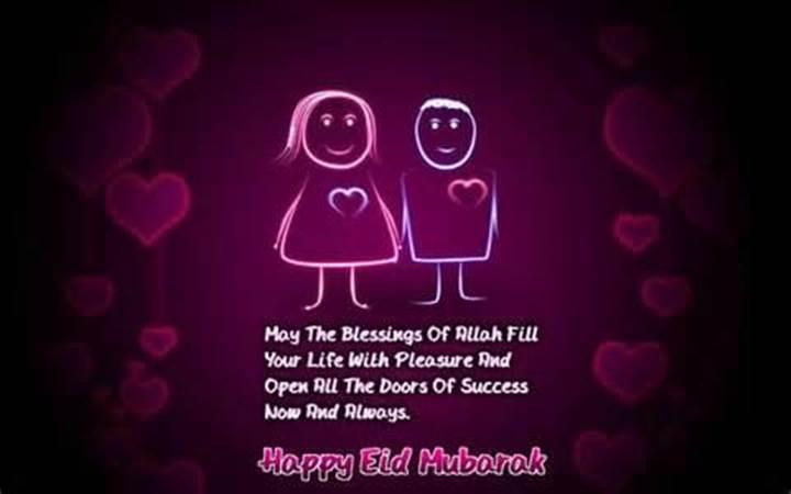 Happy EID Mubarak - EID Wishes EID Quotes - XciteFun net