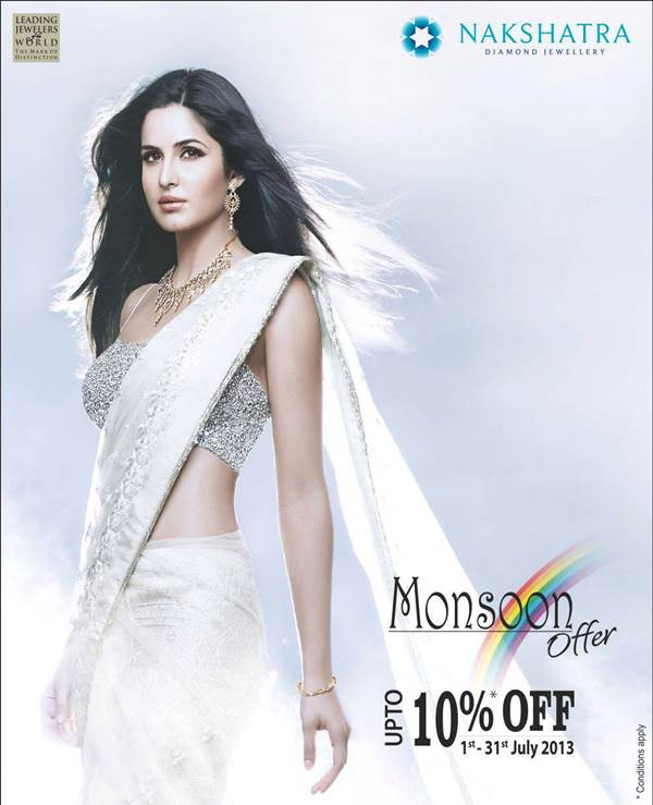 nakshatra diamond jewelry collection ft katrina kaif