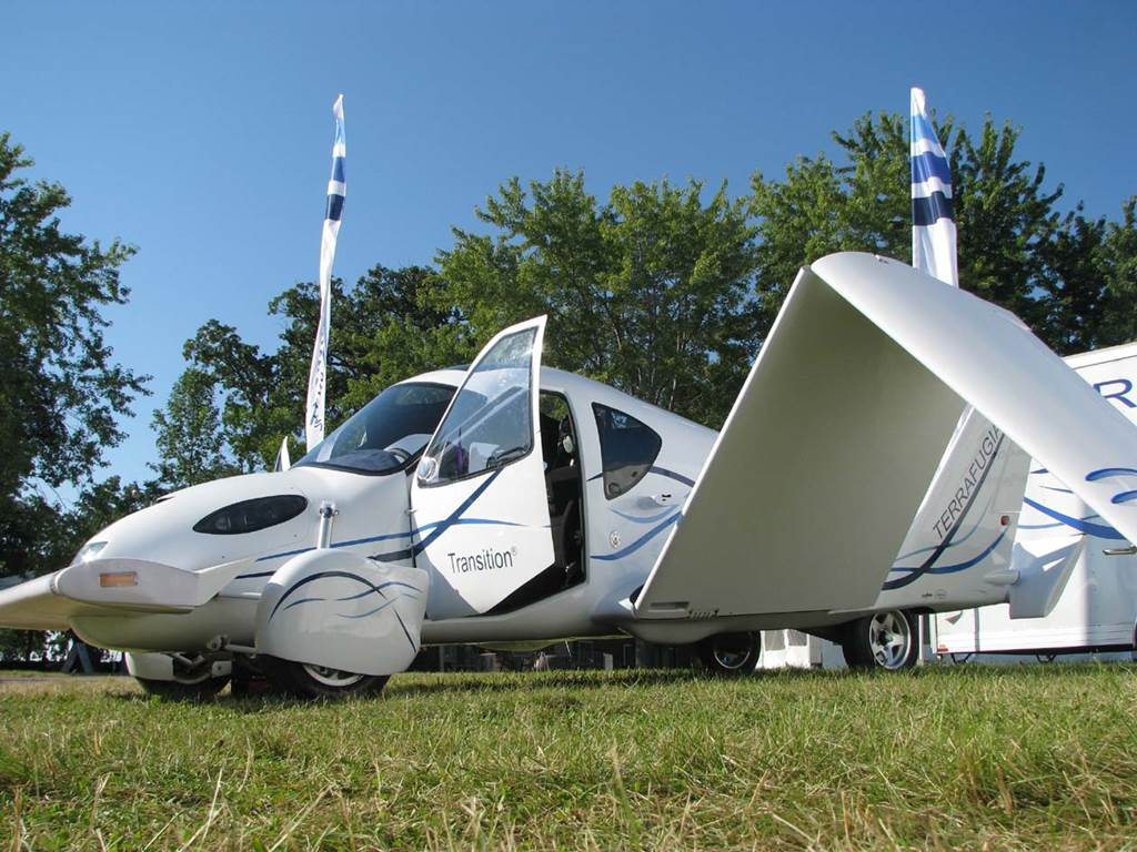 Transition First Flying Car 2015