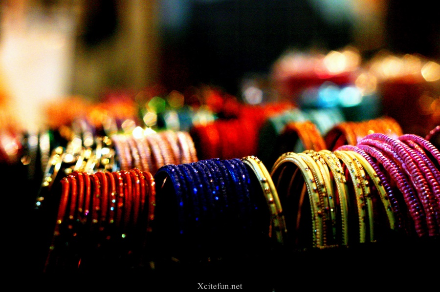 Colorful Fancy Bangles For Girls Xcitefun Net