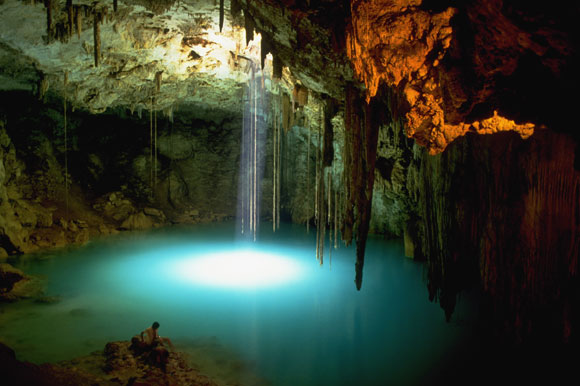 Underground Natural Springs Mexico Xcitefun Net