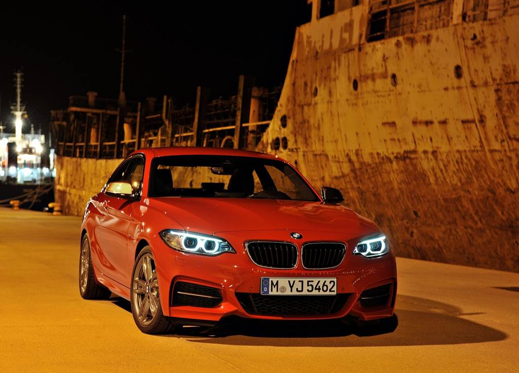 BMW M235i Coupe Car Wallpapers 2014