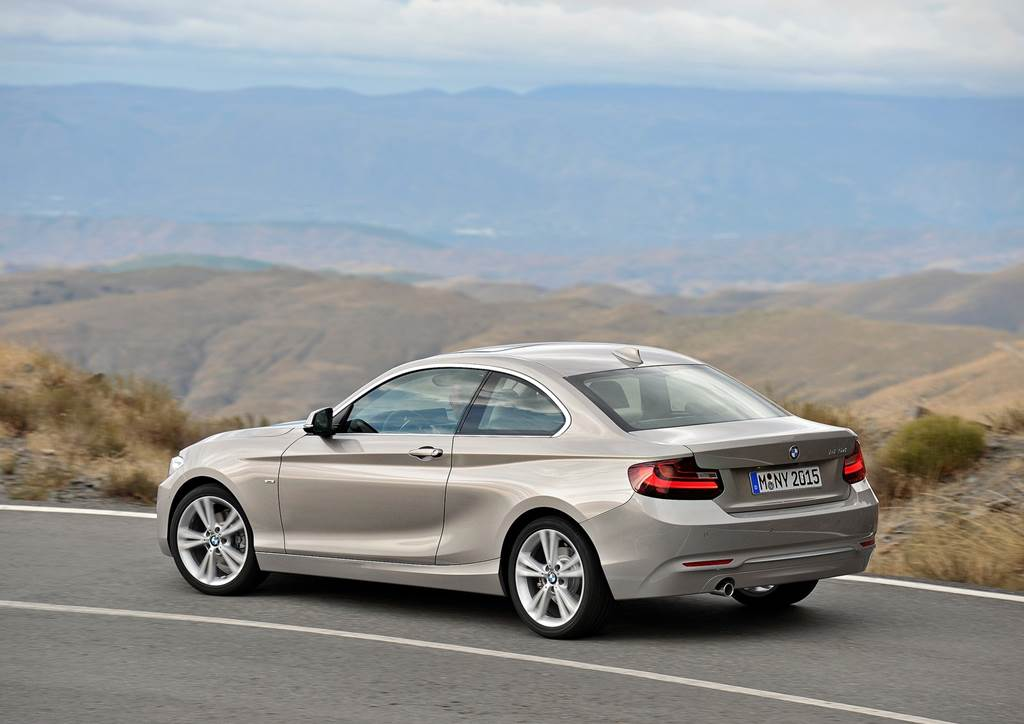 BMW 2 Series Coupe  Car Wallpapers
