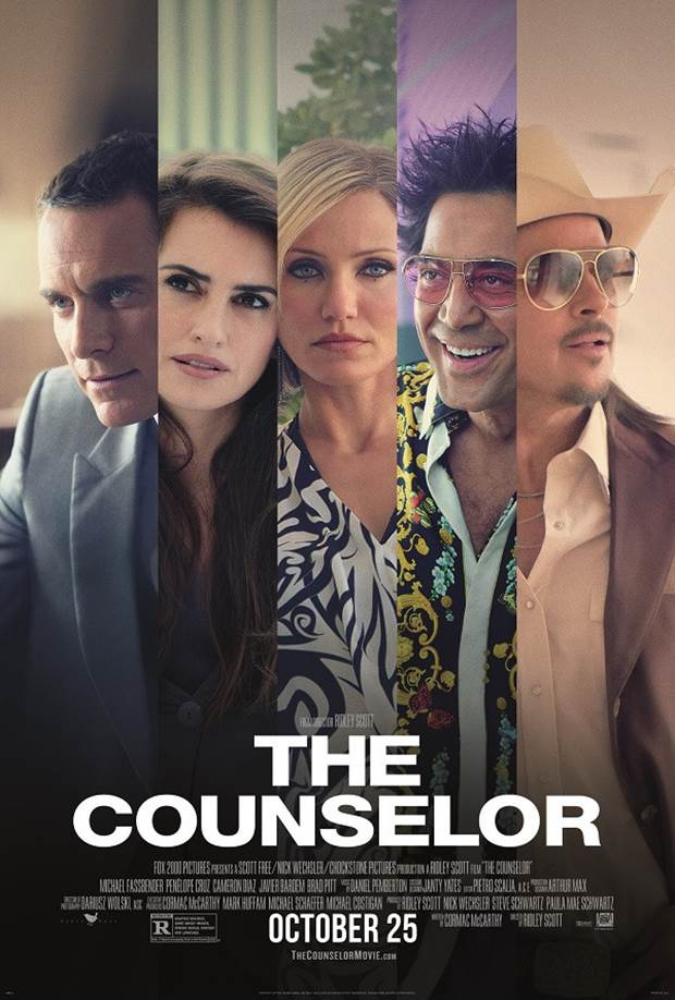 The Counselor 2013 - Heavy Cast Movie of Hollywood ...