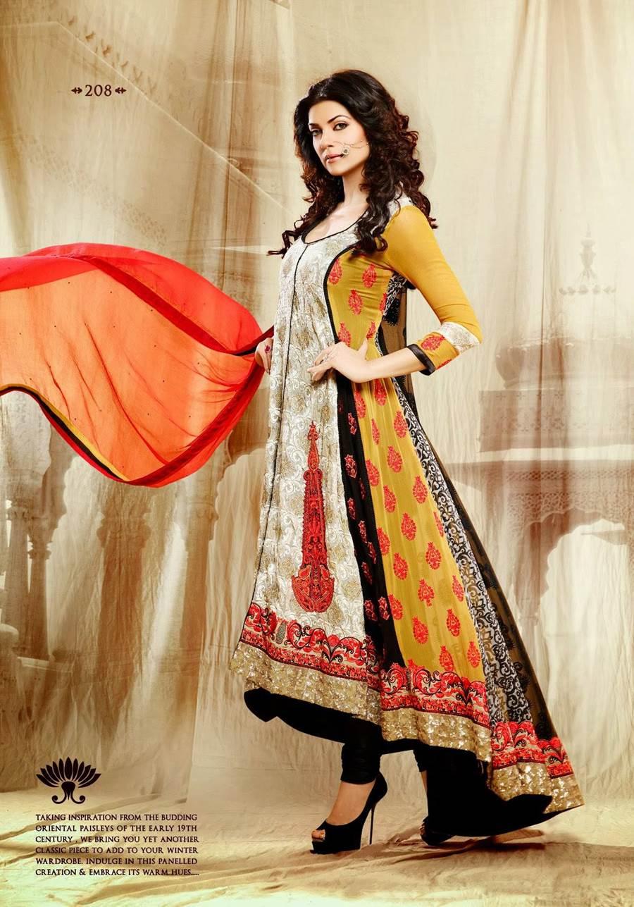 Sushmita Sen Unstitch Salwar Kameez Collection Xcitefun Net