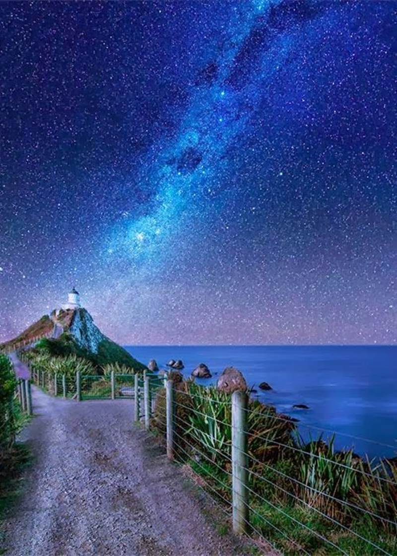 Okato New Zealand  city images : new zealand the milky way south island new zealand it s a very nice ...