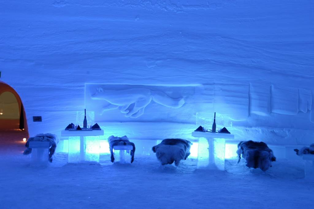Ice Hotel Finland
