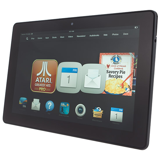 "Amazon Kindle Fire HDX 8.9"" Tablet Review"