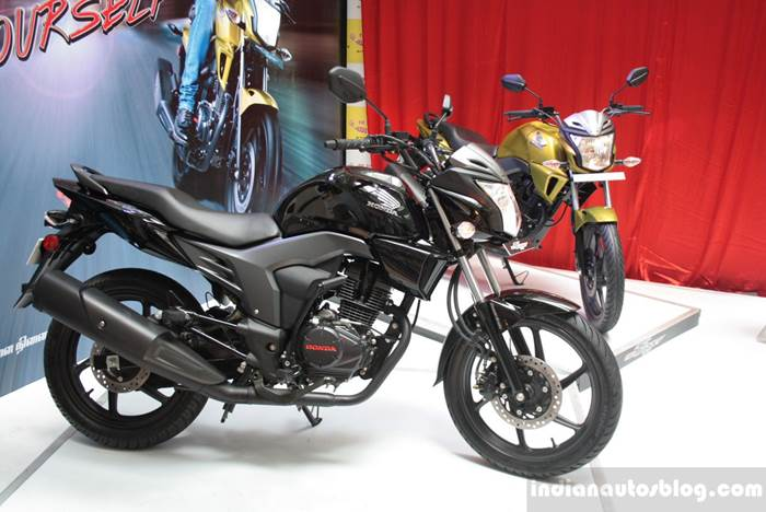 honda trigger 150 cb - features n images